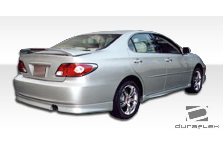 2002 Lexus ES Duraflex VIP Sideskirts