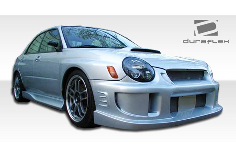 2003 Subaru Impreza Duraflex A-Spec Body Kit