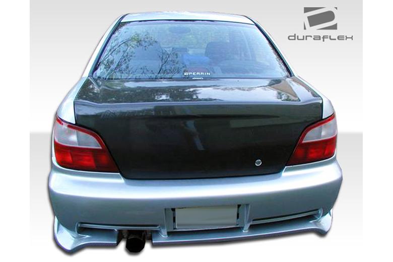 2003 Subaru Impreza Duraflex A-Spec Bumper (Rear)