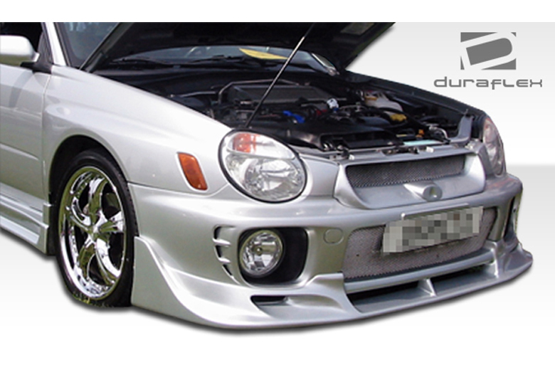 2003 Subaru WRX Duraflex C-1 Front Lip (Add On)