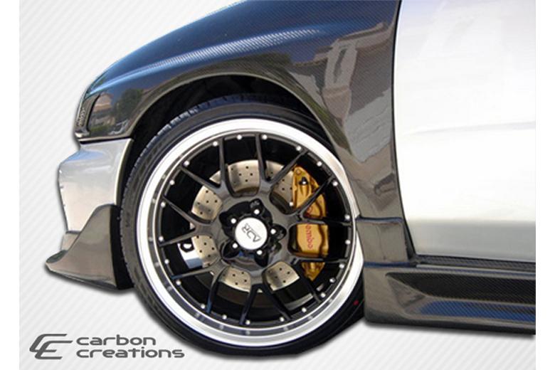 2003 Subaru Impreza Carbon Creations Fender