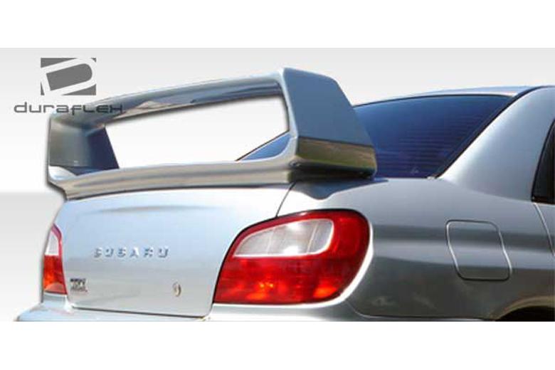 2007 Subaru Impreza Duraflex STI Look Spoiler