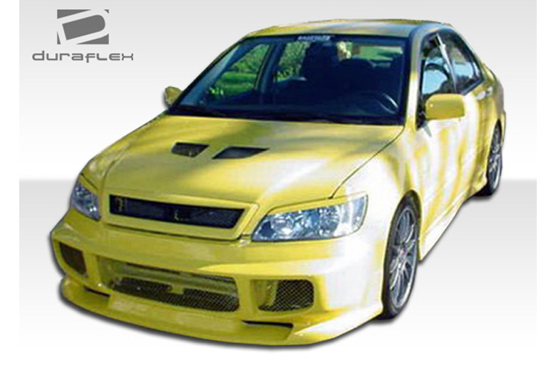 2003 Mitsubishi Lancer Duraflex A-Spec Body Kit