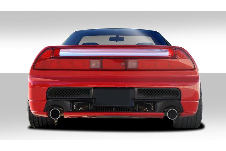2004 Acura NSX Duraflex GT Competition Bumper (Rear)