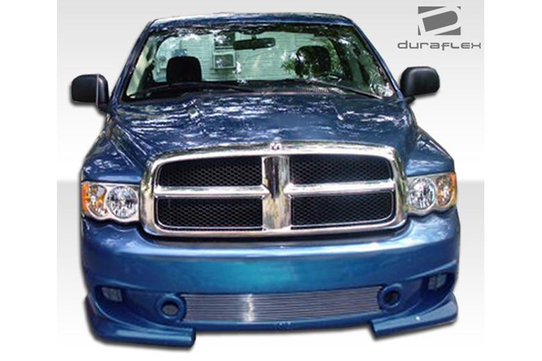 2005 Dodge Ram Duraflex Phantom Bumper (Front)