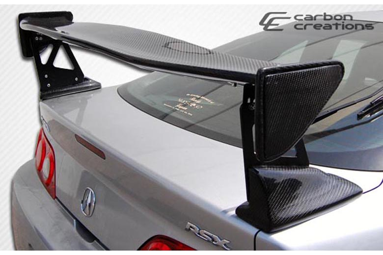 2006 Acura RSX Carbon Creations Type M Spoiler