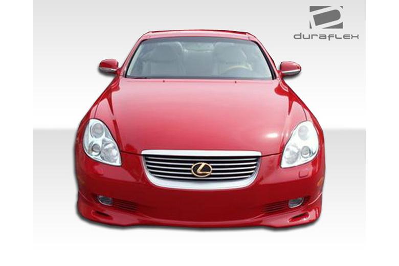 2002 Lexus SC Duraflex VIP Front Lip (Add On)