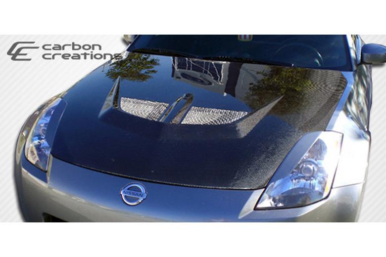 2004 Nissan 350Z Carbon Creations Evo Hood