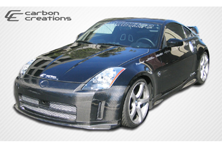 2004 Nissan 350Z Carbon Creations N-1 Body Kit