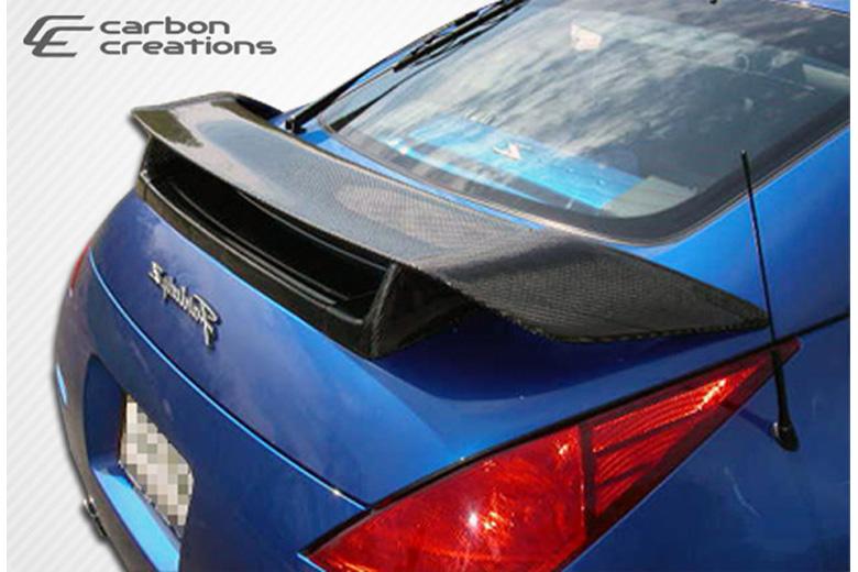 2003 Nissan 350Z Carbon Creations N-1 Spoiler