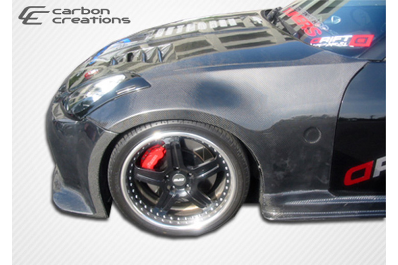 2004 Nissan 350Z Carbon Creations Fender