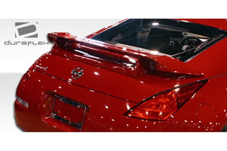 2003 Nissan 350Z Duraflex N-1 Spoiler