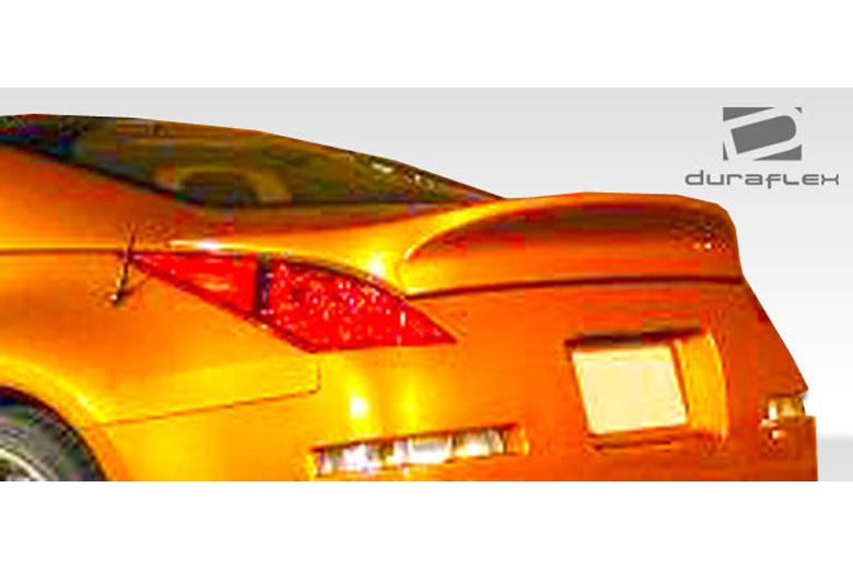 2003 Nissan 350Z Duraflex I-Spec Spoiler
