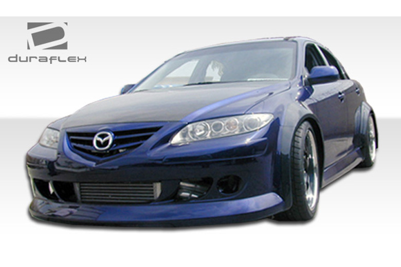 2005 Mazda Mazda 6 Duraflex K-1 Body Kit