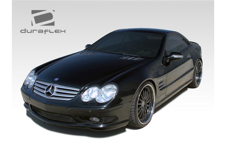 2004 Mercedes SL-Class Duraflex AMG Body Kit