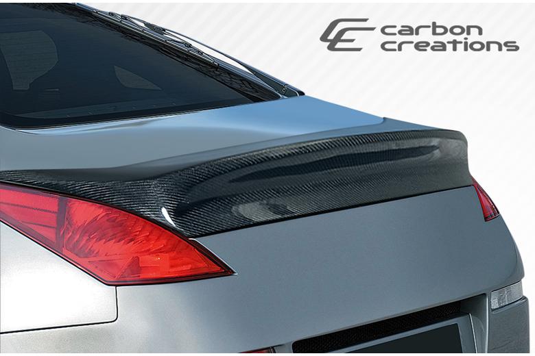 2005 Nissan 350Z Carbon Creations I-Spec Spoiler