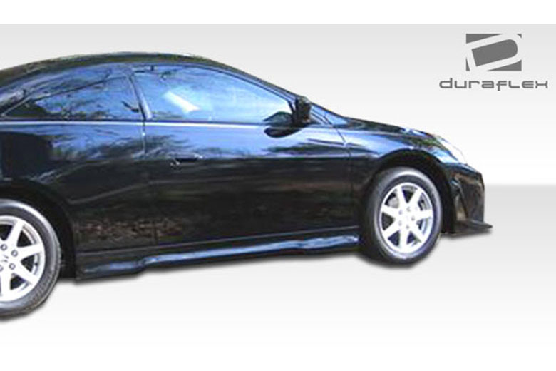 2007 Honda Accord Duraflex Evo 5 Sideskirts