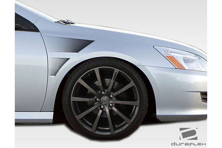2007 Honda Accord Duraflex GT Concept Fender