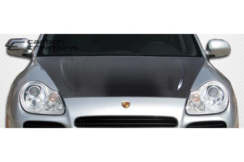 2003 Porsche Cayenne Carbon Creations Hood