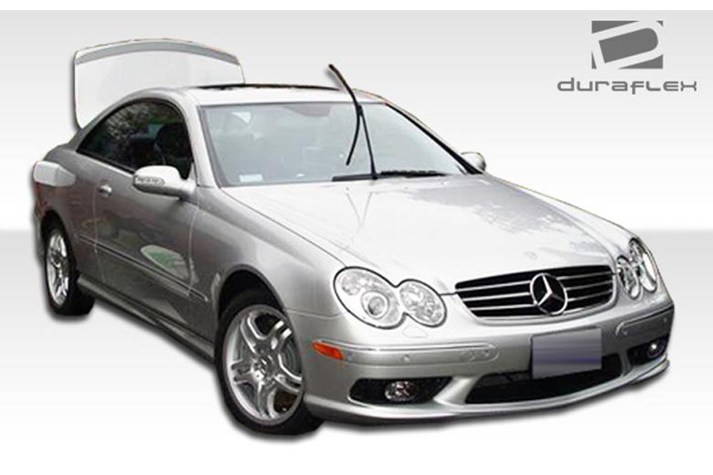 2008 Mercedes CLK-Class Duraflex AMG Body Kit