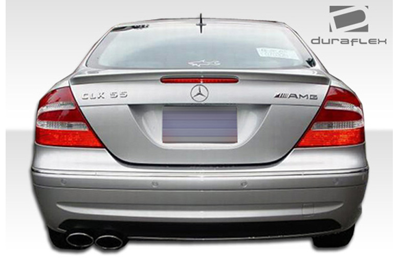 2008 Mercedes CLK-Class Duraflex AMG Look Bumper (Rear)