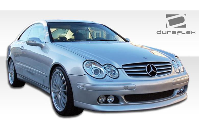 2004 Mercedes CLK-Class Duraflex BR-S Body Kit