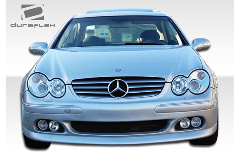 2004 Mercedes CLK-Class Duraflex BR-S Bumper (Front)