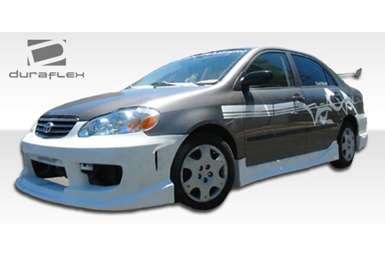 2008 Toyota Corolla Duraflex Drifter Body Kit
