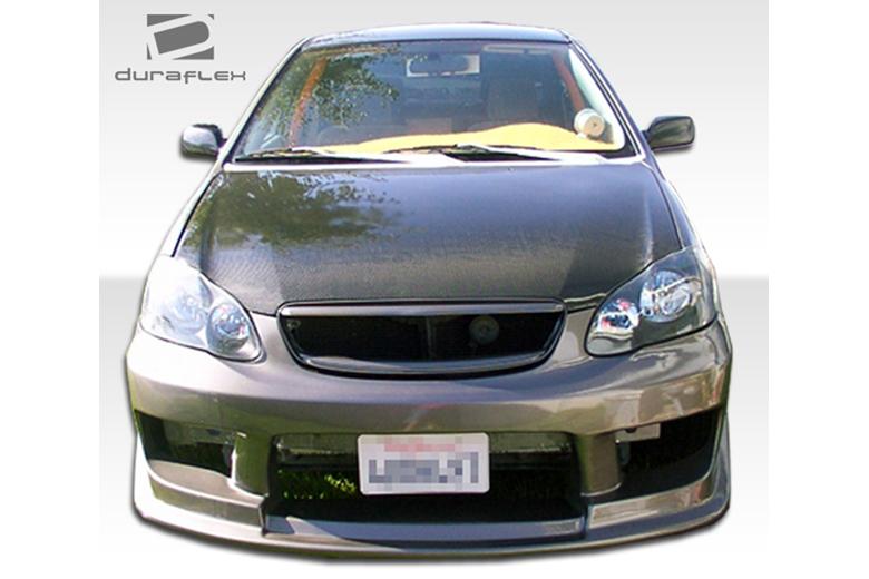 2008 Toyota Corolla Duraflex Drifter Bumper (Front)