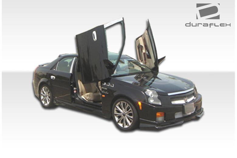 2006 Cadillac CTS Duraflex Platinum Body Kit