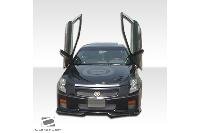 2006 Cadillac CTS Duraflex Platinum Bumper (Front)
