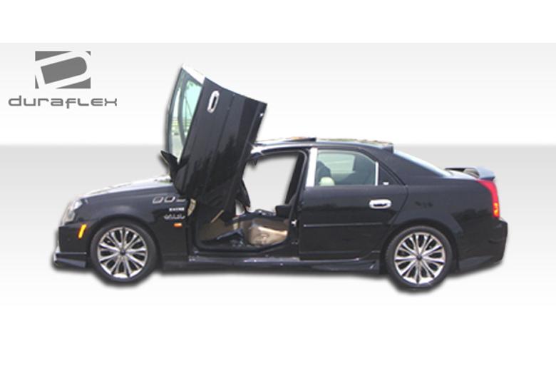 2006 Cadillac CTS Duraflex Platinum Sideskirts