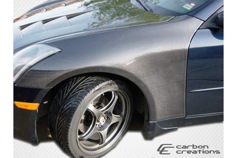 2004 Infiniti G35 Carbon Creations Fender