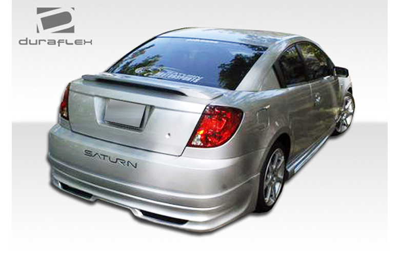 2005 Saturn Ion Duraflex Racer Rear Lip (Add On)