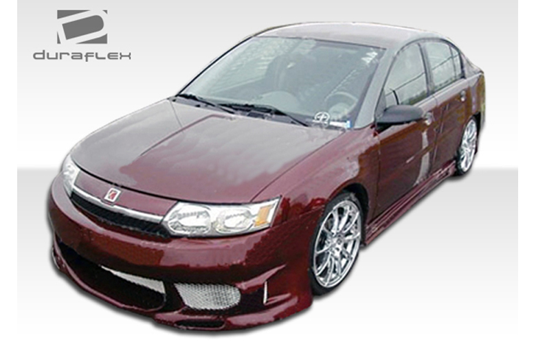 2005 Saturn Ion Duraflex Showoff 3 Body Kit