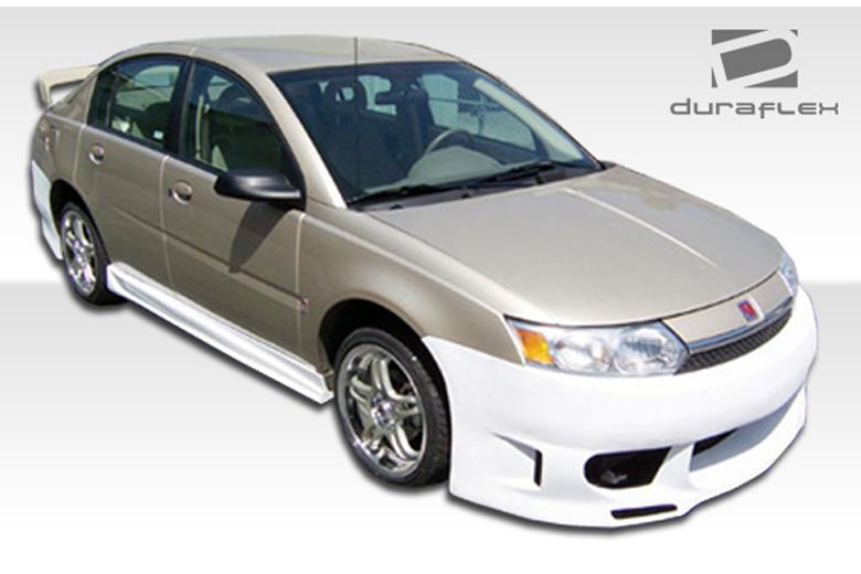 2004 Saturn Ion Duraflex Showoff 3 Bumper (Front)