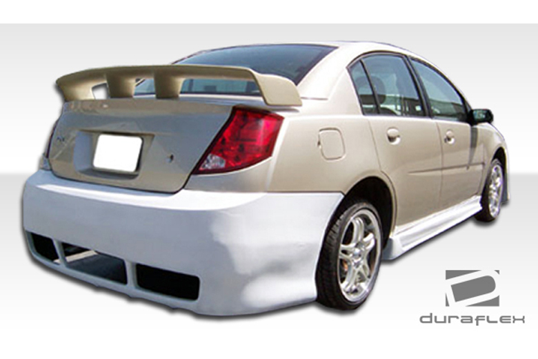 2005 Saturn Ion Duraflex Showoff 3 Bumper (Rear)