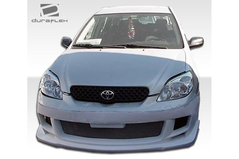 2003 Toyota Matrix Duraflex Bomber Body Kit