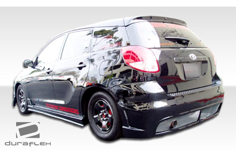 2008 Toyota Matrix Duraflex Buddy Bumper (Rear)