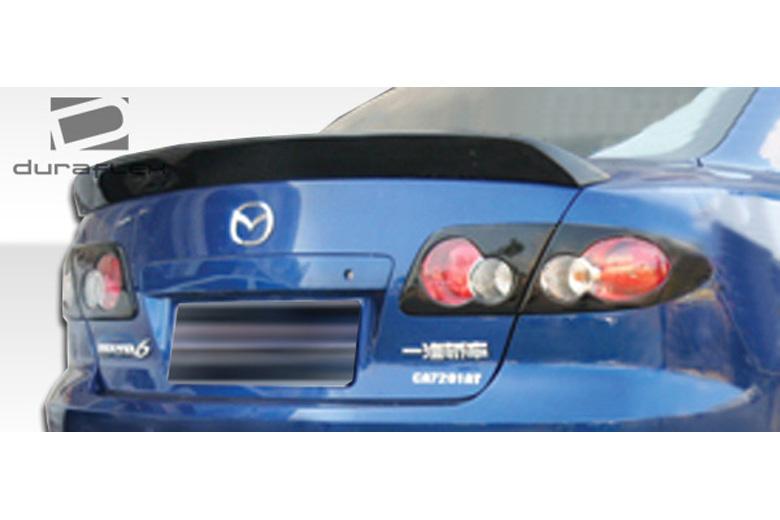2005 Mazda Mazda 6 Duraflex Skylark Spoiler