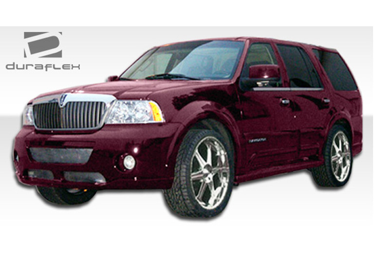 2006 Lincoln Navigator Duraflex Platinum Bumper (Front)