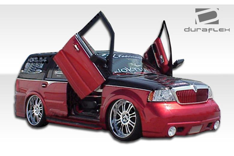 2006 Lincoln Navigator Duraflex VIP Bumper (Front)