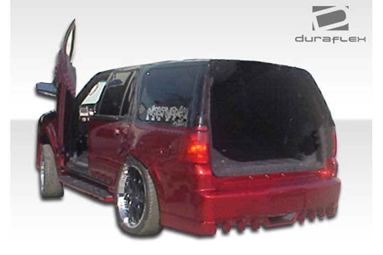 2006 Lincoln Navigator Duraflex VIP Bumper (Rear)