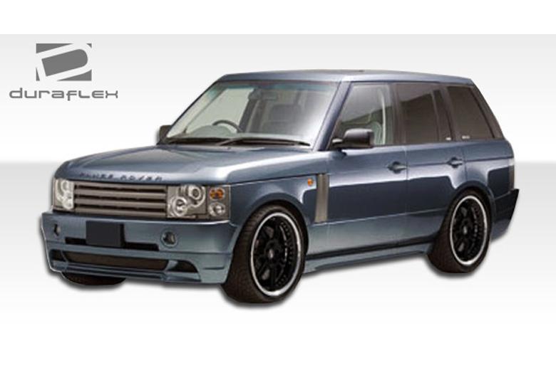 2006 Land Rover Range Rover Duraflex Platinum Body Kit