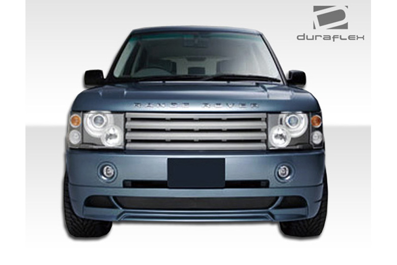2006 Land Rover Range Rover Duraflex Platinum Front Lip (Add On)