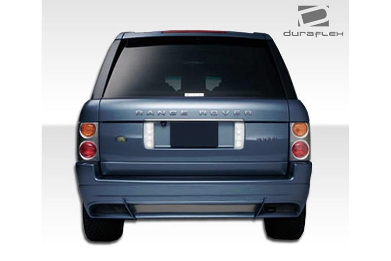 2006 Land Rover Range Rover Duraflex Platinum Rear Lip (Add On)
