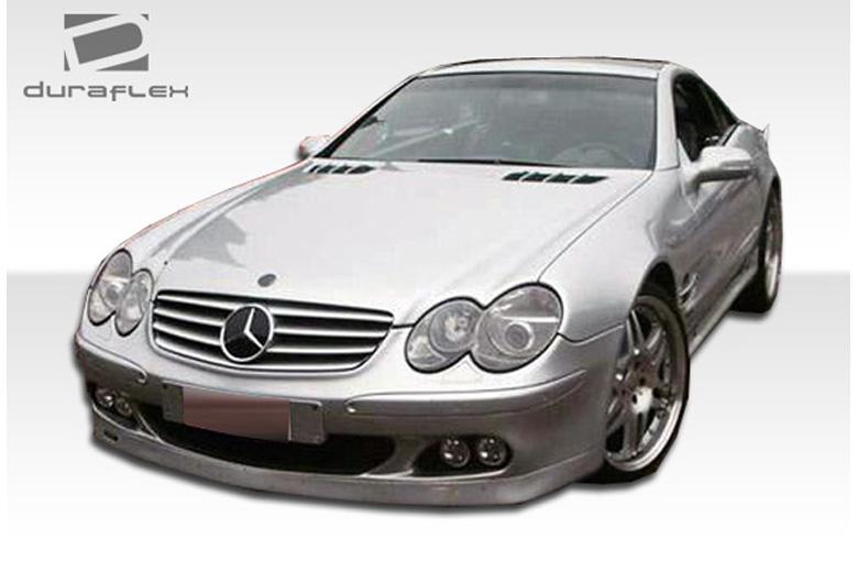 2004 Mercedes SL-Class Duraflex BR-S Body Kit