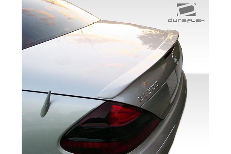 2011 Mercedes SL-Class Duraflex LR-S Spoiler