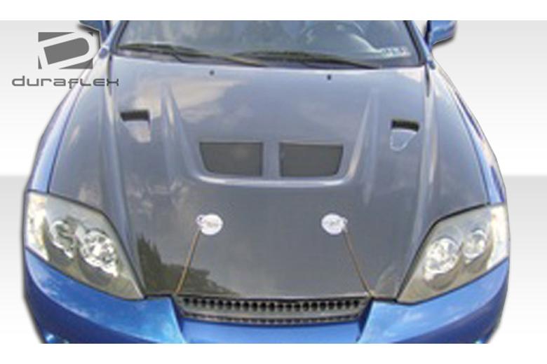 2004 Hyundai Tiburon Duraflex Evo Hood