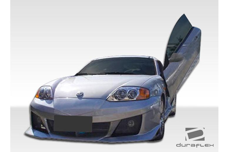 2004 Hyundai Tiburon Duraflex Orion Body Kit